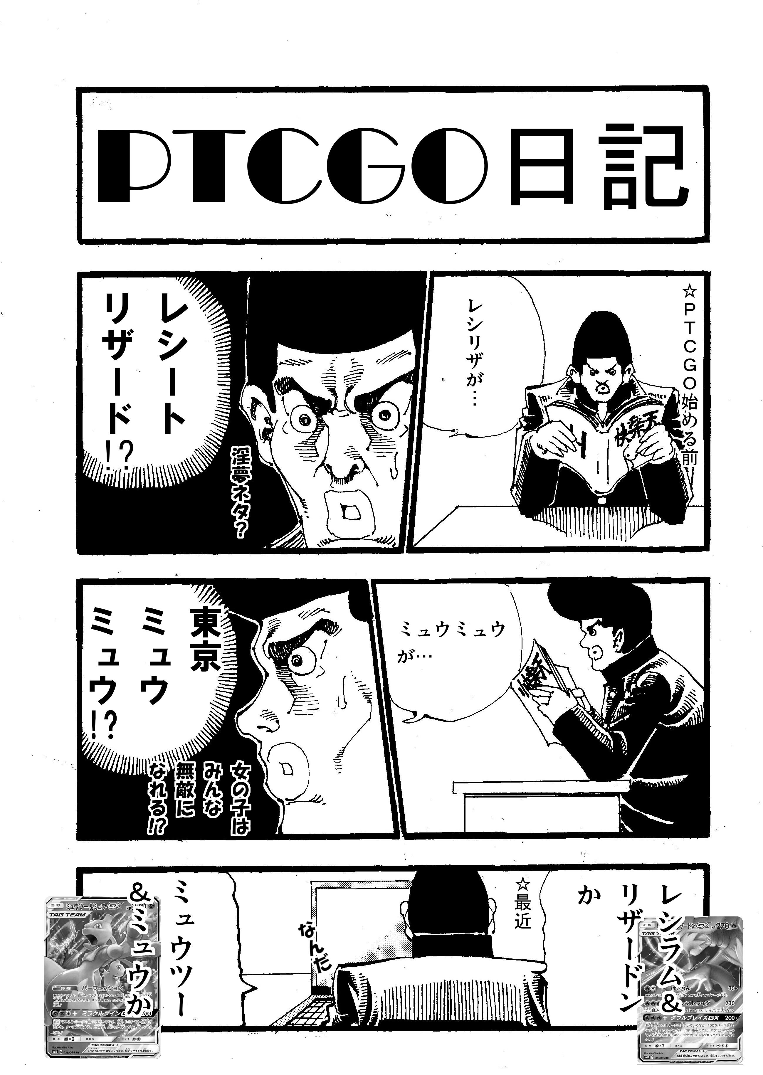 PTCGO日記20 用語